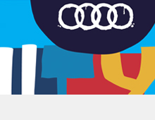 Artprint 'Audi'