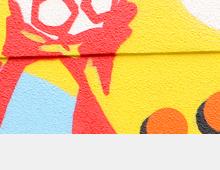 Mural 'KV Die Haghe'