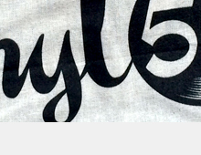 Logo 'Vinyl50′